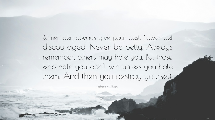 Avoid Hate